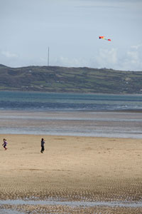 Enjoy kiteing on the beaches of England